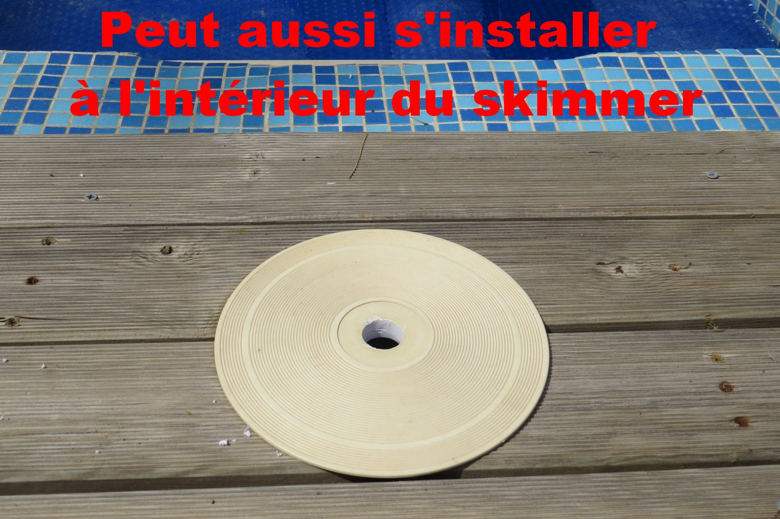Le kit de remplissage automatique remplissage piscine for Calcul volume piscine